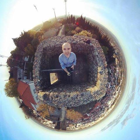 Fotos 360- Efeito Tinyplanet 13
