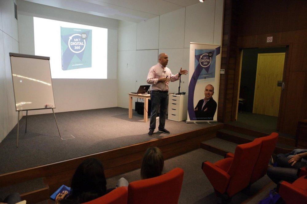 Evento exclusivo dos leitores do livro Marketing Digital 360 16