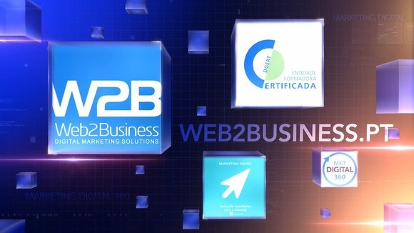 web2business formação marketing digital - cursos online e presenciais