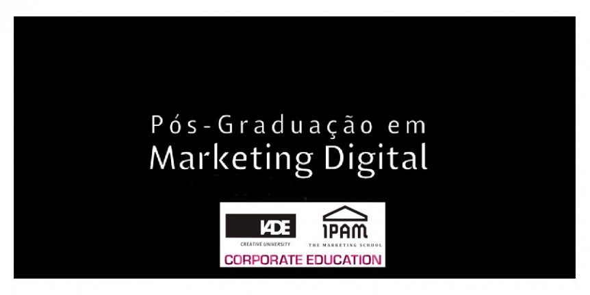 Pós-Graduação Marketing Digital IPAM