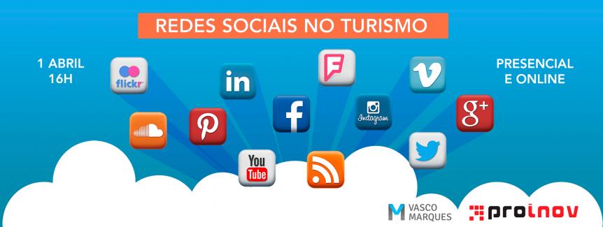 redes sociais no turismo madeira