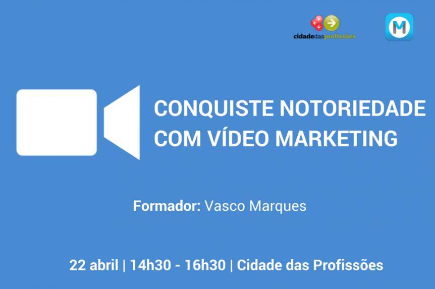 conquiste mais notoriedade com vídeo marketing