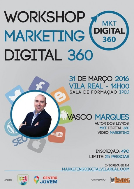 marketing digital 360 vila real