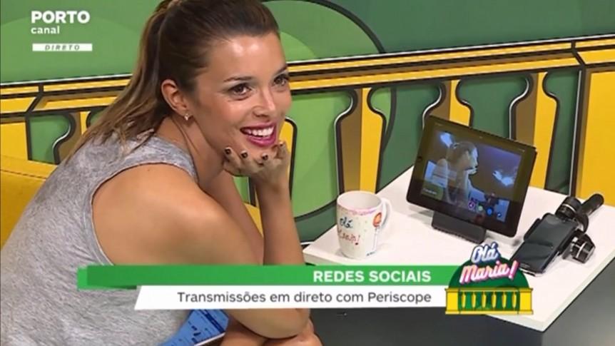 periscope porto canal rubrica redes sociais