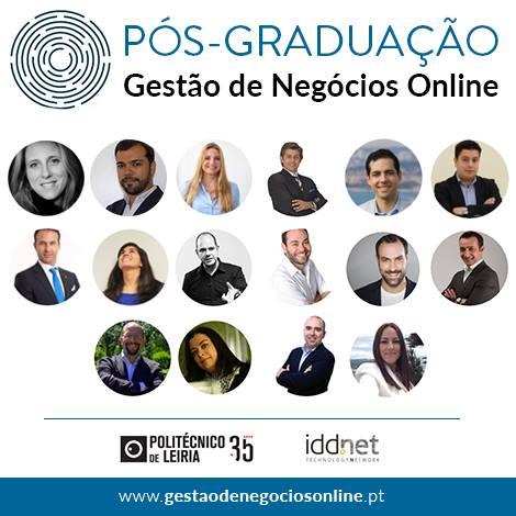 docentes pos graduacao gestao negocios online leiria