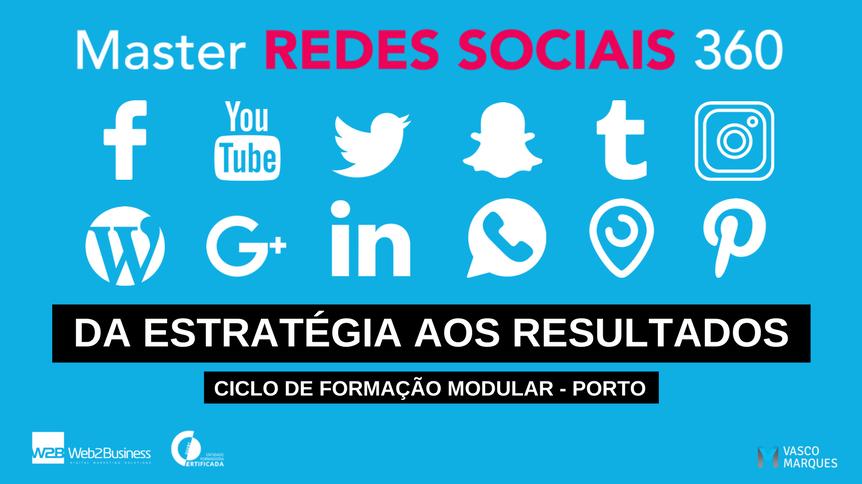 ciclo de formacao master redes sociais 360 porto vasco_marques