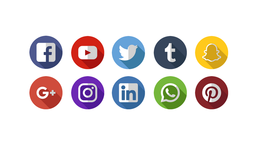 redes sociais 360 rcr
