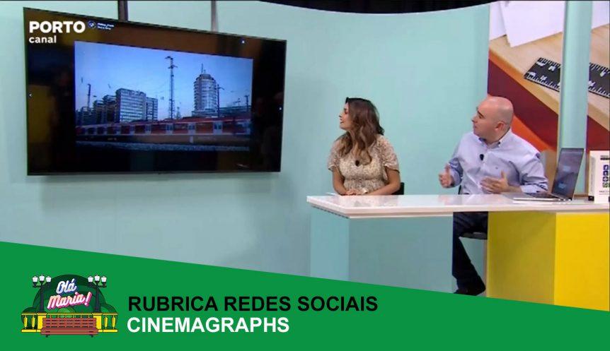cinemagraphs porto canal vasco marques