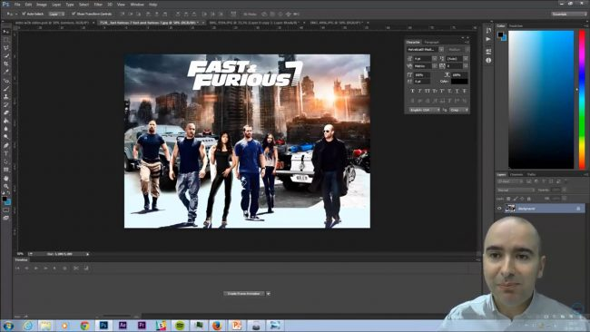 demonstracao curso photoshop 1
