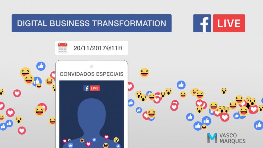 live digital business transformation